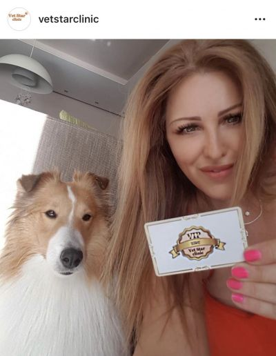 Рени и Фенди - VET STAR CLINIC - София, Люлин